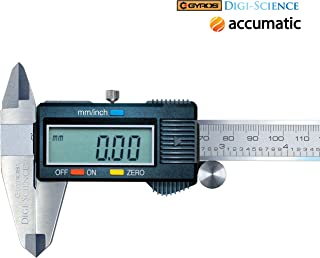 """Gyros DIGI-SCIENCE Accumatic Digital Electronic Caliper 