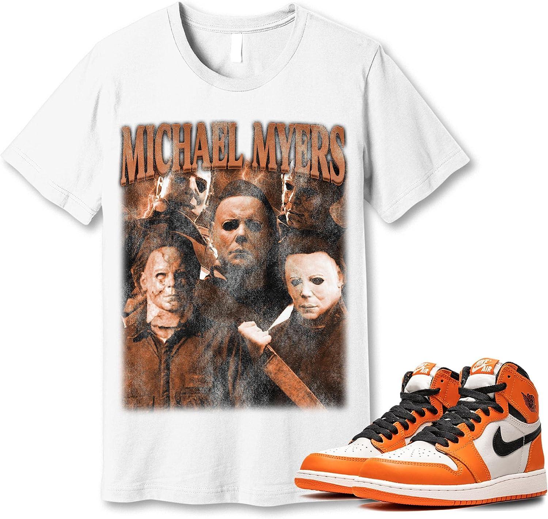 #Michael 2021 autumn and winter new #Myer Shirt to Match Backboa Jordan Branded goods Shattered 1 Reverse