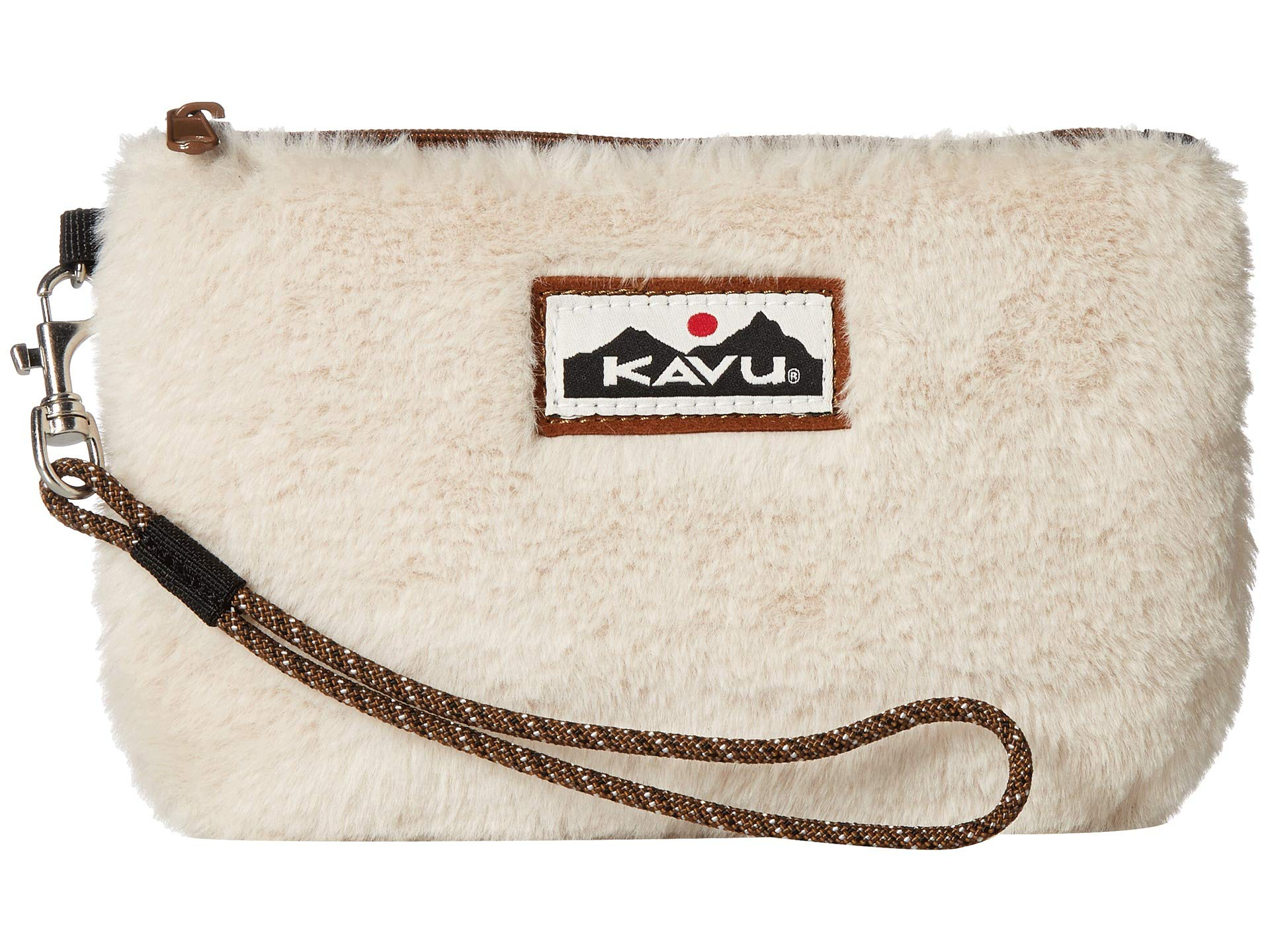 Kavu Clutch Plush Plush Natural Kavu Natural Plush Kavu Clutch Clutch 1wq5E5