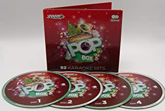 Zoom Christmas Pop Box Party Pack G 92 Songs