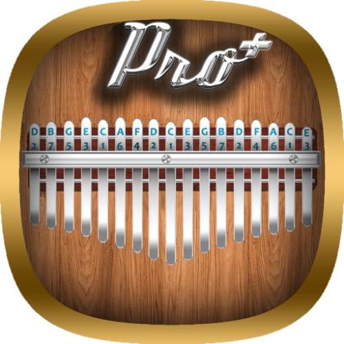 Kalimba Pro Plus: Realistic Instruments Ethnic Series