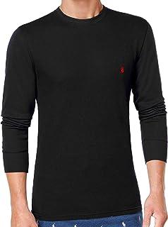 ad0b9aa4a44 Polo Ralph Lauren Mens Big   Tall Waffle Textured Thermal Shirt