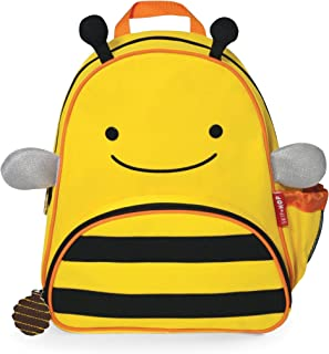 Skip Hop Zoo Pack Little Kids Backpack, Bee