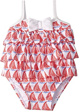 dbdf8a6fe096e6 Girls Janie and Jack Swimwear + FREE SHIPPING | Clothing | Zappos.com