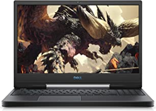 "Dell G5 15 Gaming Laptop (Windows 10 Home, 9th Gen Intel Core i7-9750H, NVIDIA GTX 1650, 15.6"" FHD LCD Screen, 256GB SSD a..."