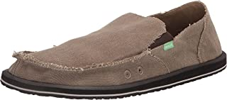 حذاء Sanuk Vagabond رجالي بدون كعب
