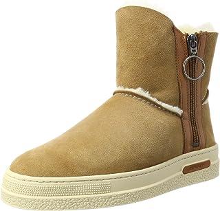 ba4bc55d Amazon.es: Marrón - Botas / Zapatos para mujer: Zapatos y complementos