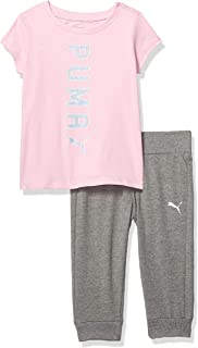 Toddler Girls' Jogger Set