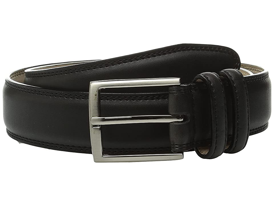 Stacy Adams - Stacy Adams 35mm Smooth Leather Dress Belt