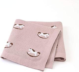 Baby Blankets Knitted Newborn Bebes Blanket 100% Cotton