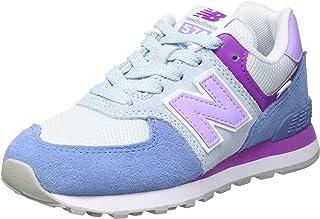 New Balance Girl's 574 Varsity Pack Sneaker
