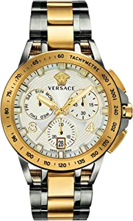 Sport Tech Chronograph Quartz White Dial Men's Watch VERB00718