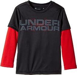 Under Armour Kids - Wordmark Slider (Toddler)