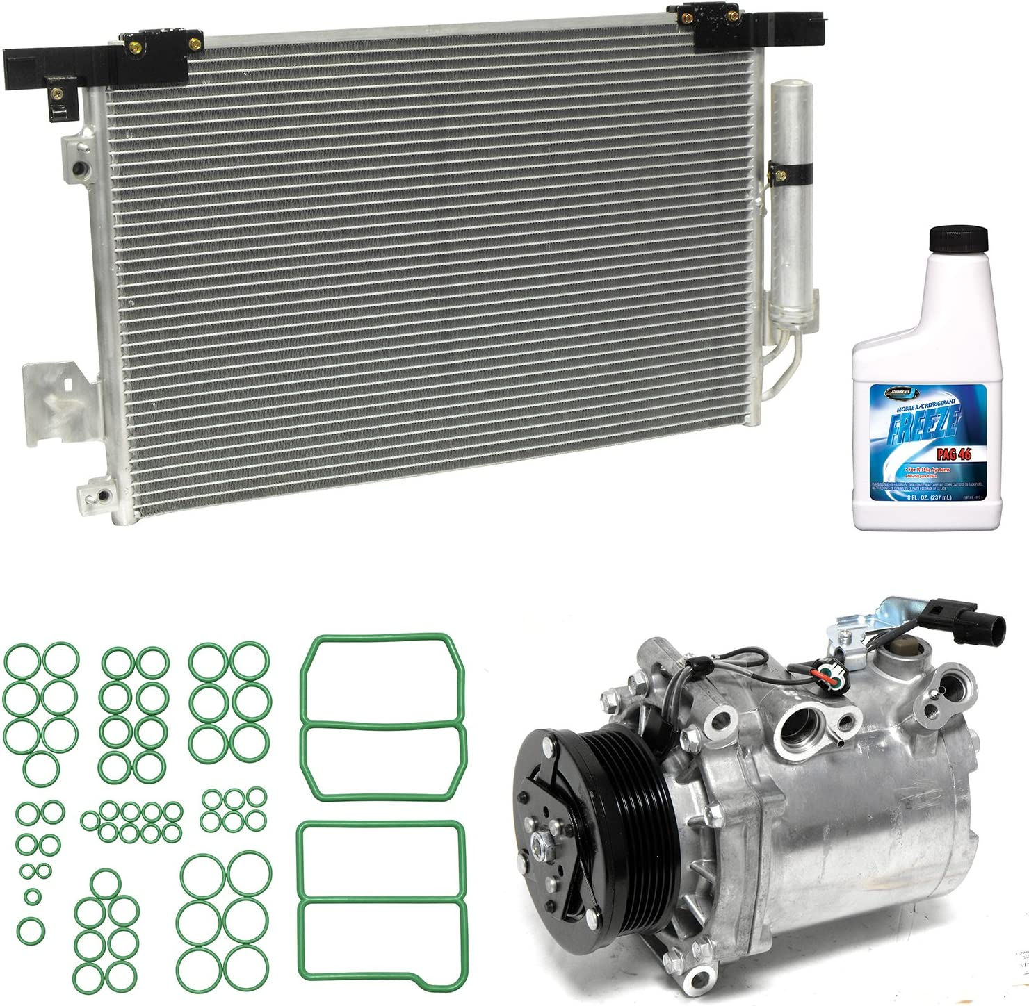 Universal Air Conditioner KT 4742A Kit A Columbus Mall Compressor C New product Component