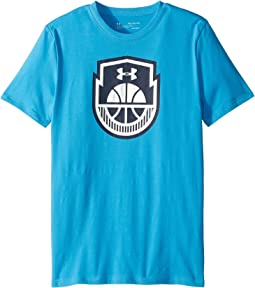 Under Armour Kids - Basketball Icon Short Sleeve Tee (Big Kids)