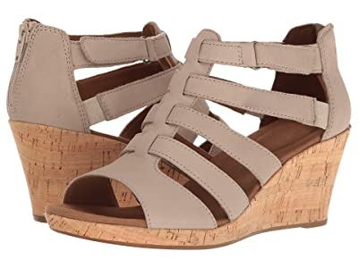 Rockport Briah Gladiator (New Taupe Nubuck) Women