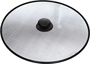 aluminum Splatter Screen - Black