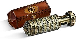 The Noble Collection Da Vinci Code Cryptex, 1:1Scale, Prop, Replica (Costume Accessory)