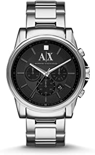 Armani Exchange Men's Outer Banks Chronograph Stainless Steel Watch AX2504