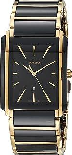 ساعت کوارتز سوئیسی سرامیکی انتگرال مردانه Rado