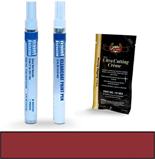 PAINTSCRATCH Spicy Red Metallic IY for 2011 Kia Optima - Touch Up Paint Pen Kit - Original Factory OEM Automotive Paint - Color Match Guaranteed