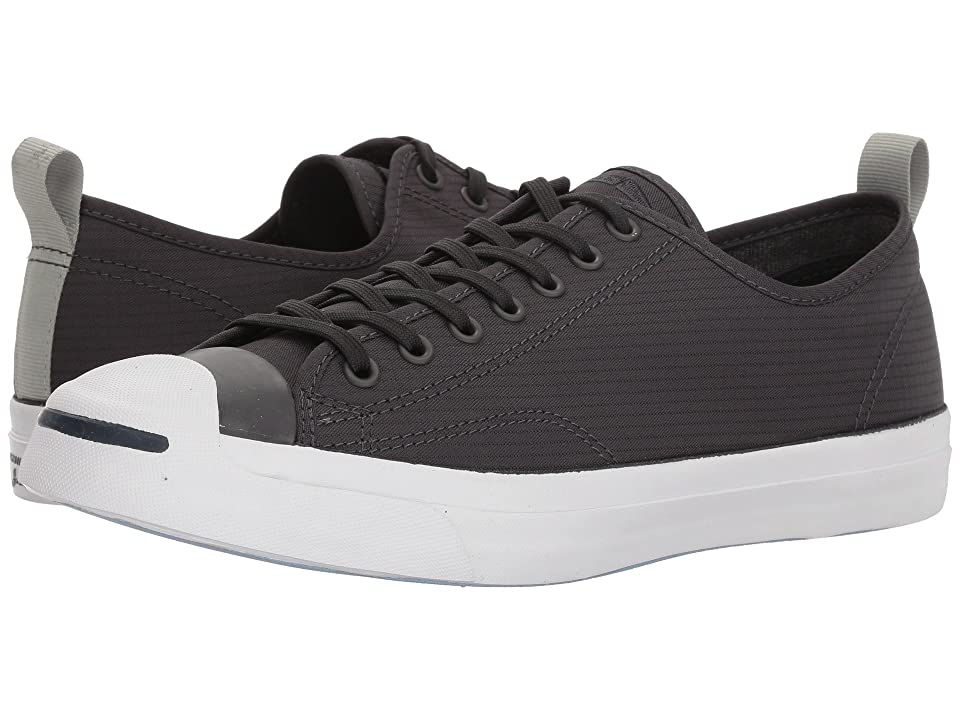 Converse Jack Purcell(r) Jack Ox (Almost Black/Surplus Sage/White) Athletic Shoes