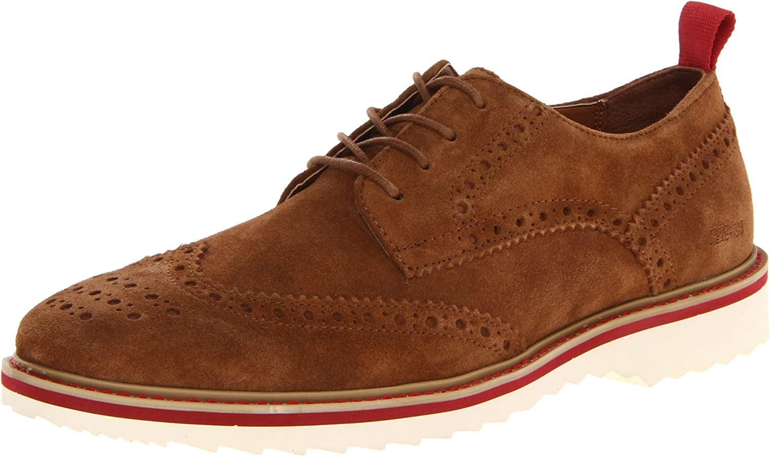 Kenneth Cole Never Too Hype SU Mens Suede Oxfords Shoes