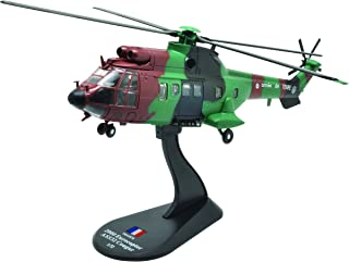 Eurocopter AS532 Cougar diecast 1:72 helicopter model (Amercom HY-50)