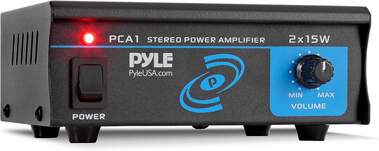 Power amplifier rca Question
