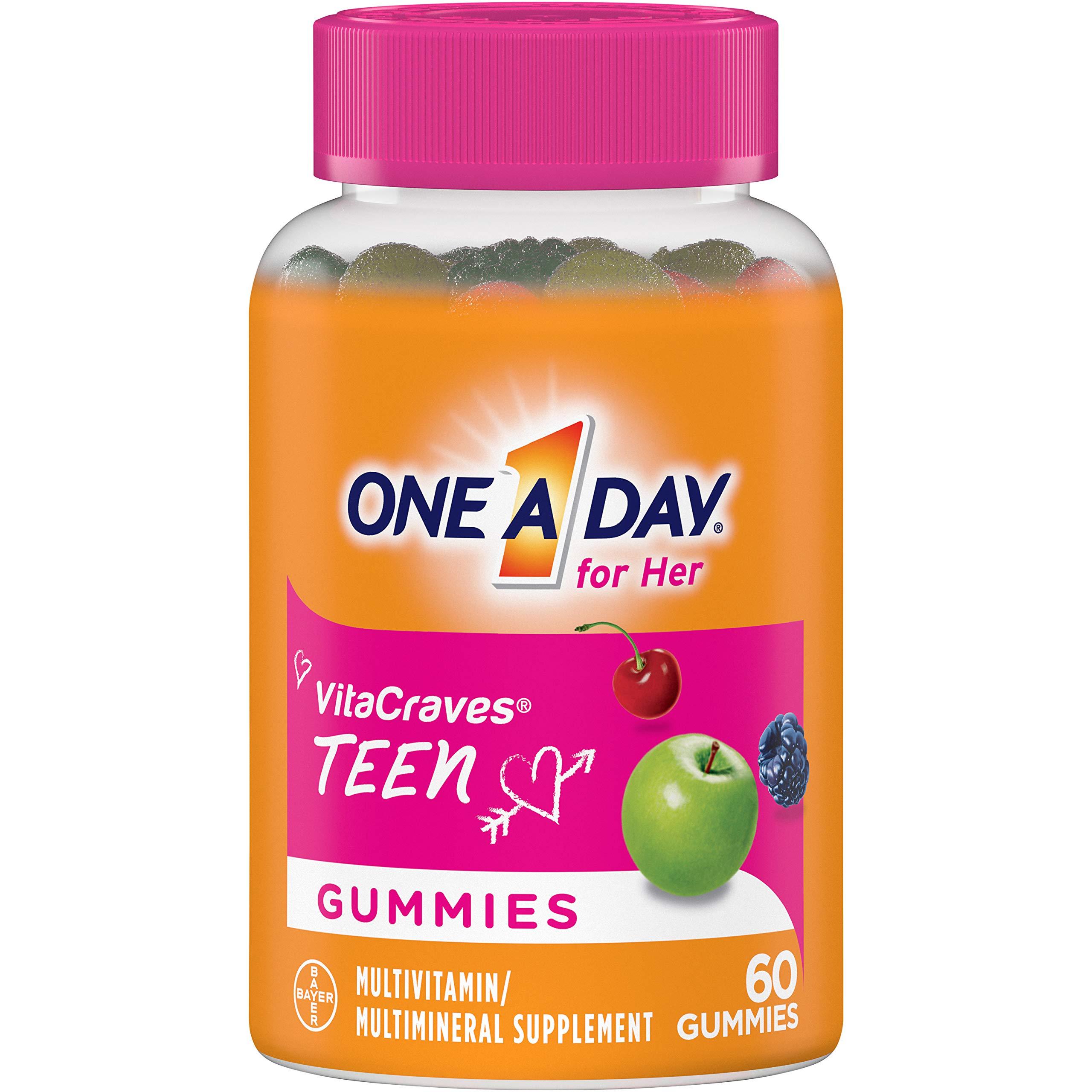 VitaCraves Teen Multivitamin Gummies Count