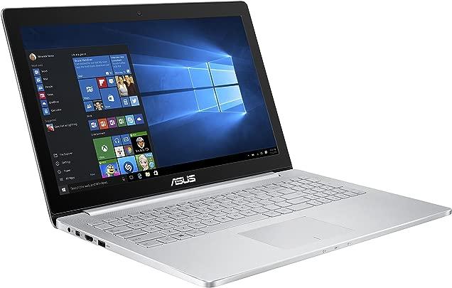 Asus Zenbook UX501VW-FY144T 39 6 cm 15 6 Zoll non glare Full HD Laptops Intel Core i7 6700HQ 2 6GHz 8GB RAM 256GB SSD GTX 960M 4GB Windows 10 Home grau Schätzpreis : 681,00 €
