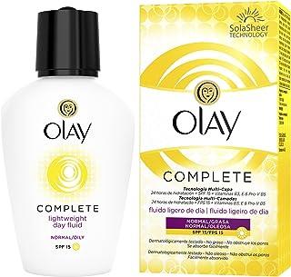 Olay Complete 3en1 Fluido hidratante ligero de día con SPF15 (pieles normales/grasas) - 100ml