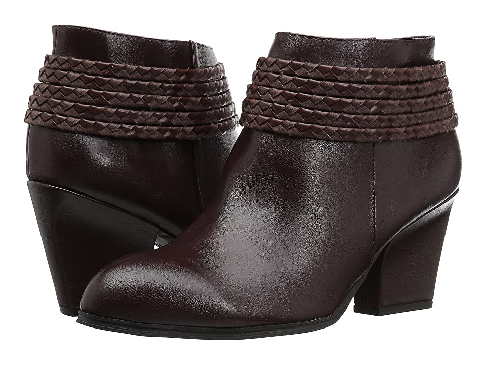 LifeStride Western (Dark Red) Women