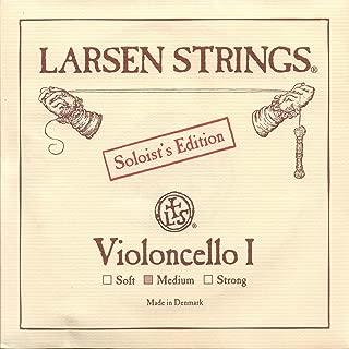 Larsen Soloist 4/4 Cello A String Medium Alloy-Steel