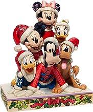 Jim Shore Disney Traditions - Christmas Mickey & Friends