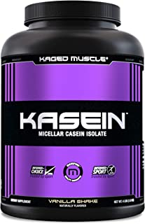 Best kaged muscle kasein Reviews