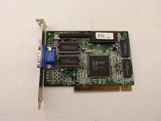 STB 1X0-0331-307 POWERGRAPH//32 1 MB PCI VIDEO CARD 1X0-0331-307