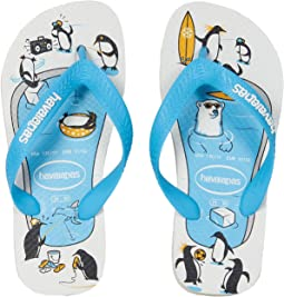 Havaianas Kids Top Play Flip-Flop (Toddler/Little Kid/Big Kid)