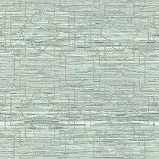 York Wallcoverings GE3603 Ashford Geometrics Gradient Chevron Wallpaper, Grey/Beige