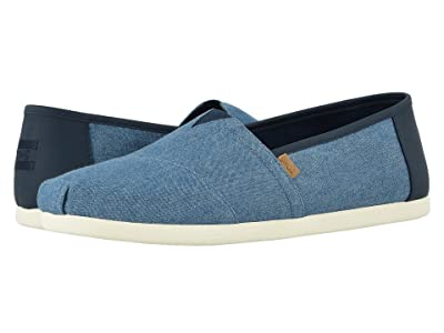 TOMS Alpargata (Navy) Men
