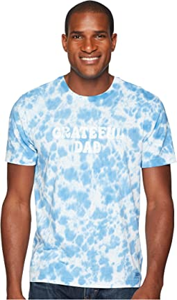 Grateful Dad Crusher Tee