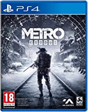 METRO EXODUS PlayStation 4 by Deep Silver