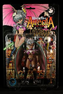 Warrior Nun Lillith Demon Princess 5½ Inch Action Figure & Accessories from Ben Dunn's Areala The Anime Comic Series