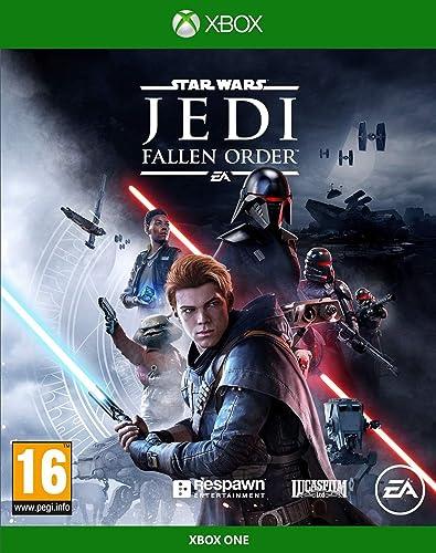 Star Wars Jedi: Fallen Order (Xbox One) - allemand, anglais, français, espagnol, italien - Import UK