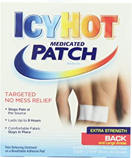 icy hot electric patch