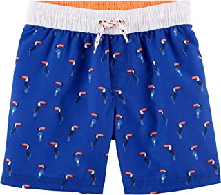 Osh Kosh Boys' Toddler Swim Trunks (Multiple Varieties)