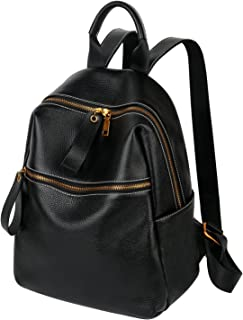 Backpacks for Women Vintage Style Large Capacity Genuine Leather School Bag Shoulder Bags Back to School