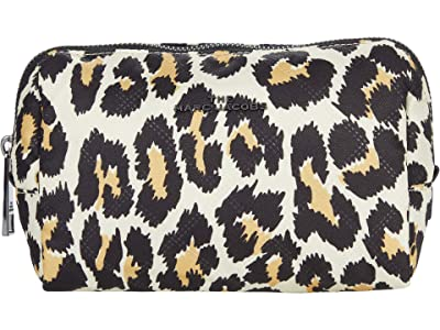 Marc Jacobs The Beauty Leopard Triangle Pouch (Natural Multi) Wallet