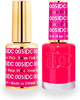 DND Premium DC Gel Set (DC 005 NEON Pink)