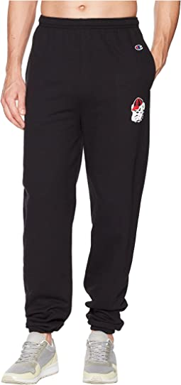 Champion College - Georgia Bulldogs Eco® Powerblend® Banded Pants